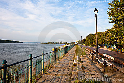 Vidin Riverwalk