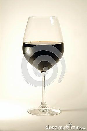 Vidro do vinho