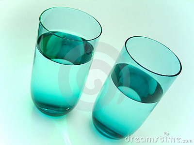 Vidros de água 2