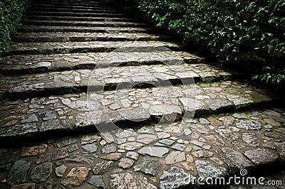 Vieil escalier en pierre photographie stock image 5579492 - Vieil evier en pierre ...
