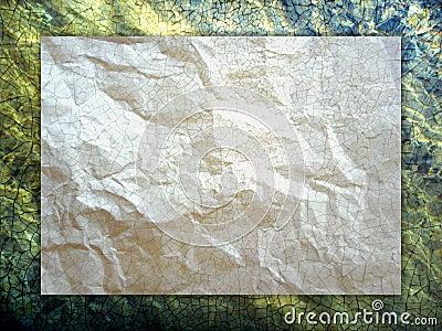 Texture de papier grunge conçue fond abstrait et peinture de mur