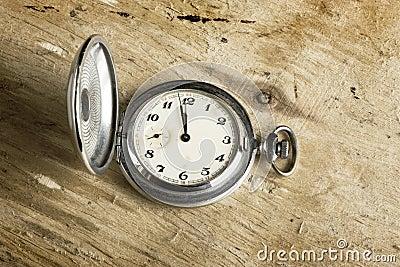 vieille horloge images libres de droits image 12244479. Black Bedroom Furniture Sets. Home Design Ideas