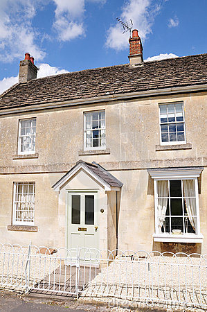 vieille maison en pierre image libre de droits image ForExterieur Vieille Maison