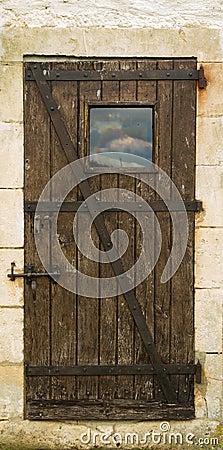 Vieille porte en bois photo stock image 30811320 - Vieille porte en bois a donner ...