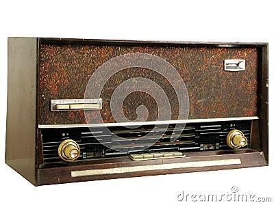 Vieilles radios