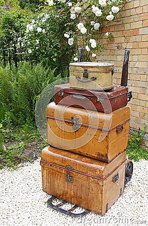 Vieilles valises