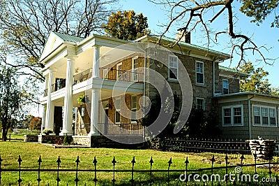 Viejo hogar histórico