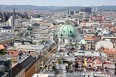 Vienna, Austria Stock Photography - Image: 26812352