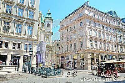 Vienna, Austria Editorial Photo