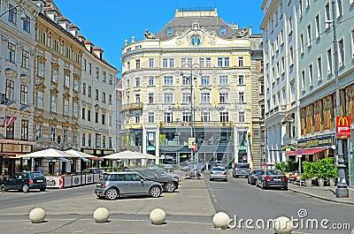 Vienna, Austria Editorial Image