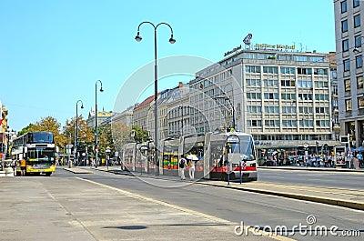Vienna, Austria Editorial Stock Image