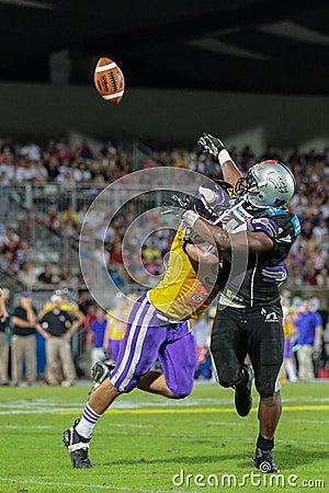 Austrian Bowl XXVIII - Vikings vs. Raiders Editorial Stock Image