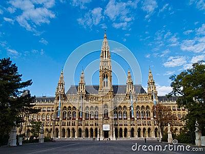 Vienna city-hall