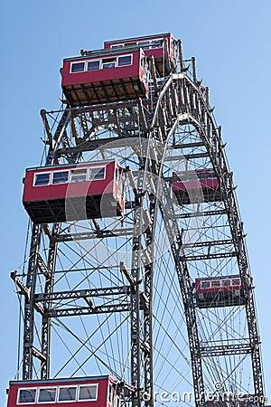 Vienna Giant Ferris Wheel; Austria