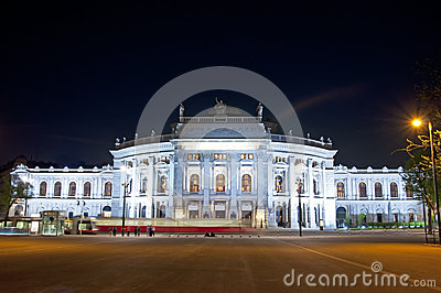 Vienna Hofburgtheater