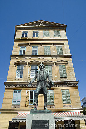 Vienna Nestroy Platz, Austria