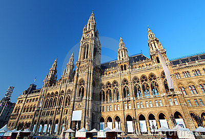 Vienna s City Hall - Town Hall