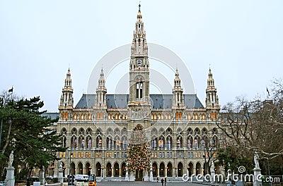Vienna s New Town Hall