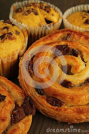 Viennese pastry