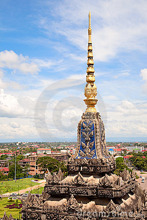 Free Vientiane, Capital Of Laos. Royalty Free Stock Photo - 18023495