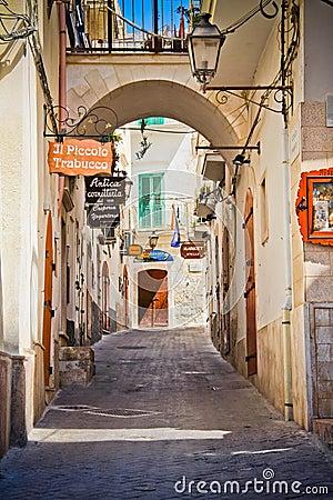 Vieste, Italy Editorial Image
