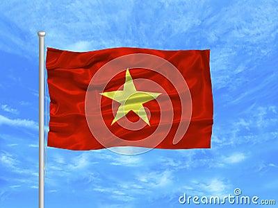 Vietnam Flag 1