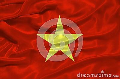 Vietnam Flag 3