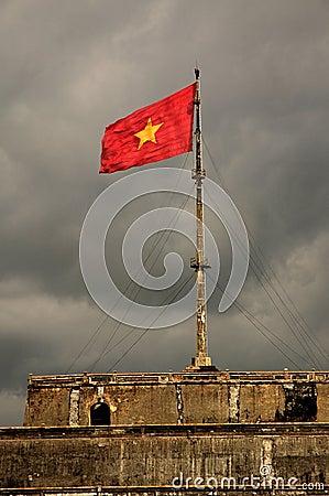 Vietnam, Hue: citadel