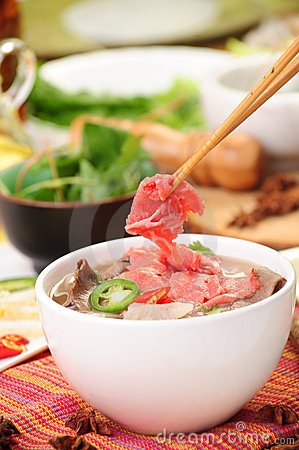 Free Vietnamese Food Stock Image - 10065241