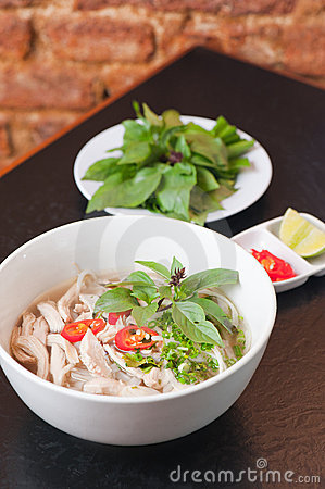 Free Vietnamese Glass Noodle Stock Image - 19066111