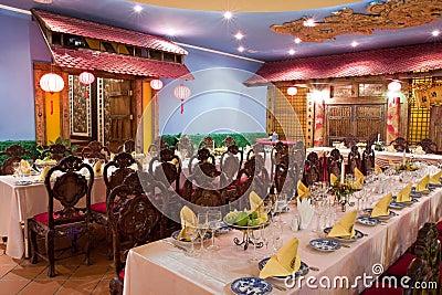 Vietnamese restaurant