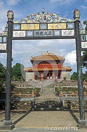 Vietnamese Tomb