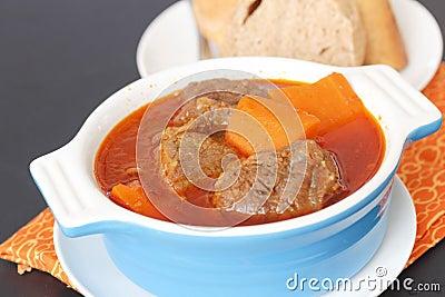 Vietnamese traditional beef stewed