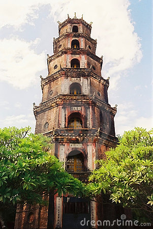 Vietnamesische Pagode