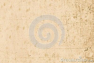 Vieux et rayé papier beige