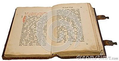 Vieux livre