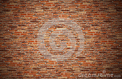 vieux mur de briques rouge brun orange grunge pour la texture fond photo stock image 48064184. Black Bedroom Furniture Sets. Home Design Ideas