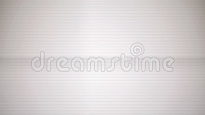 Vieux recouvrement d'écran ou de scanner avec la grille et le scanline banque de vidéos