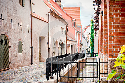 Vieux Riga, Lettonie