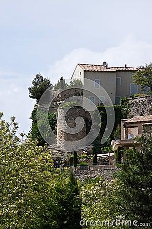 The Architecture of Bonnieux