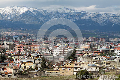 View of Antakya.