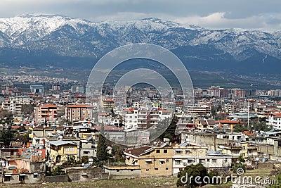 View of Antakya.