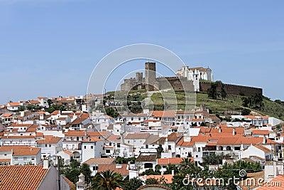 View of Arraiolos
