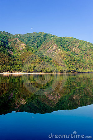 View of Baikal