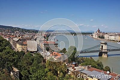 View of Buda, Budapest