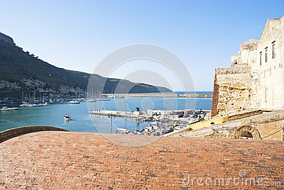 View of Castellammare del Golfo