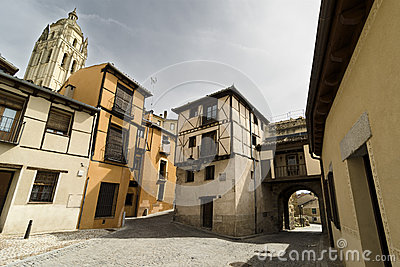 Old Town. Segovia