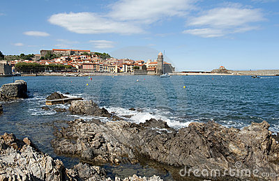 View at Collioure