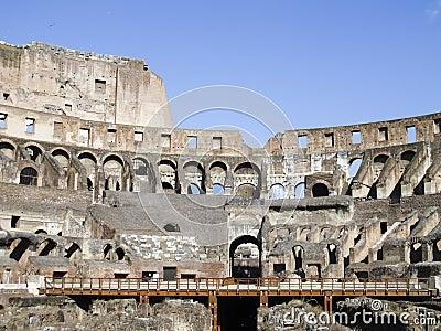 Coloseum inside