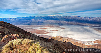 View from Dante s Peak, Death Valley